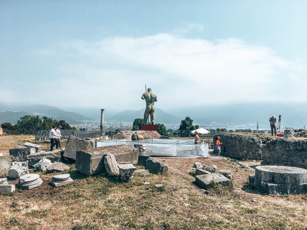 Pompei'nin Gerçek Hikayesi İtalya