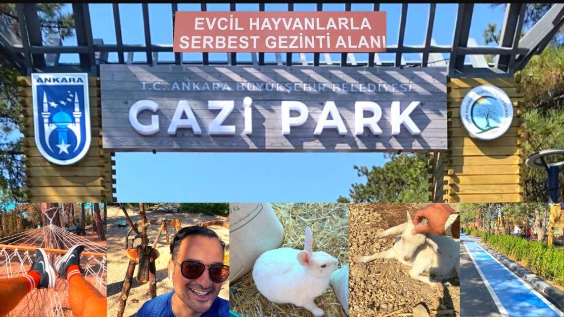 gazi parkı ankara