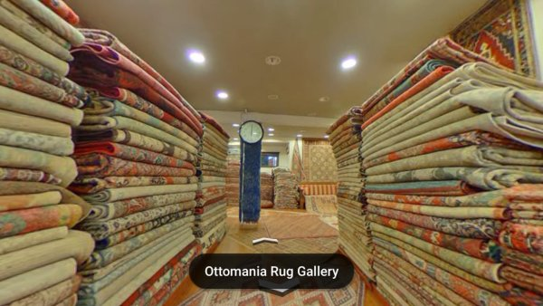 Ottomania Oriental Rugs Gallery