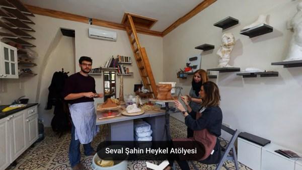 Seval Şahin Heykel Atölyesi