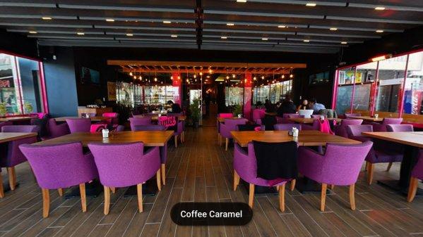 Coffee Caramel Göztepe