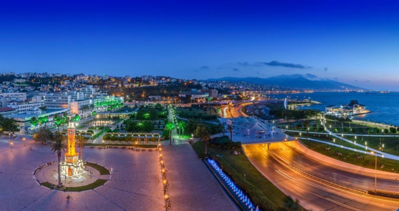 İzmir-Gezilecek-Yerler