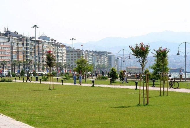 İzmir-Gezilecek-Yerler-İzmir-Kordon