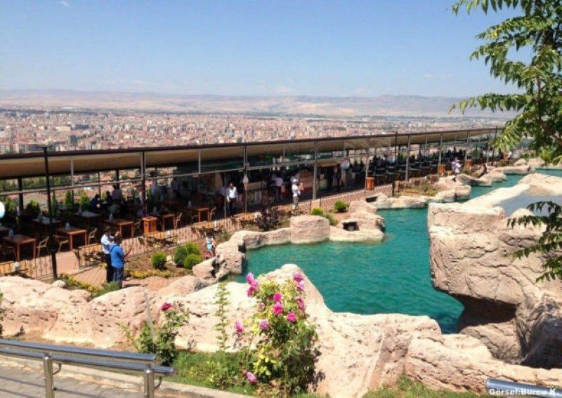 Eskişehir-Gezilecek-Yerler-Şelale-Park