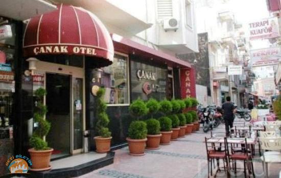 Çanakkale'de Nerede Kalınır - Çanakkale Otelleri - Çanakkale'de Konaklama - Çanakkale Çanak Hotel