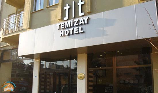Çanakkale'de Nerede Kalınır - Çanakkale Otelleri - Çanakkale'de Konaklama - Çanakkale Temizay Hotel