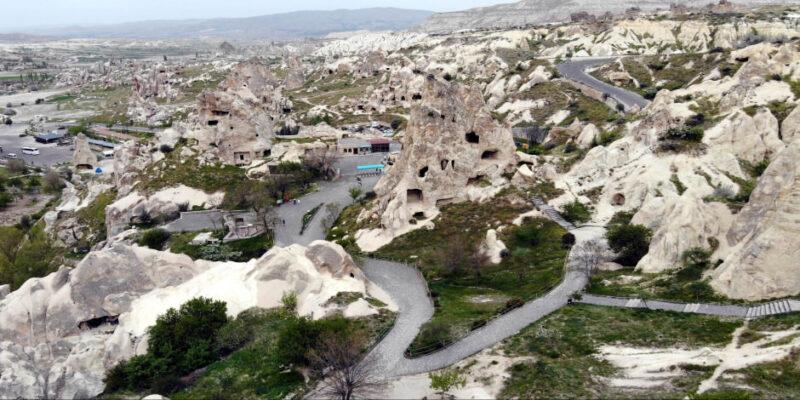 Türkiye'nin en çok ziyaret edilen açık hava müzesi