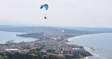 Mutlu şehir Sinop uçuyor