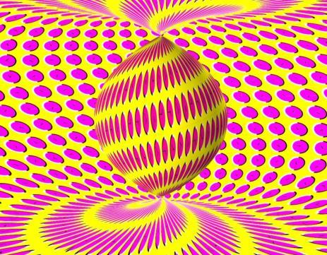 optische illusie - beweegt niet2