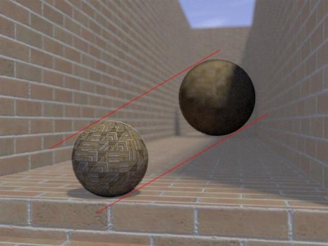 optische illusie – gezichtsbedrog – evengroot2