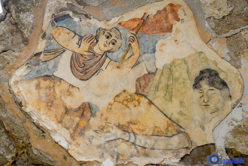 Salamis hamHerkül'ün (Herakles) genç arkadaşı Hylas ve bir su perisi tasviriamında herkül ve Hly