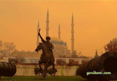 Bütün İhtişamıyla Dünya Mimarlık Tarihine Geçen Edirne Selimiye Camii ve Külliyesi