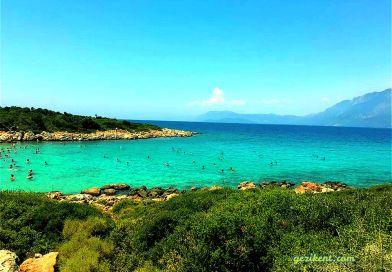 Muğlada Bir Cennet; Sedir Adası ve Kleopatra Plaji