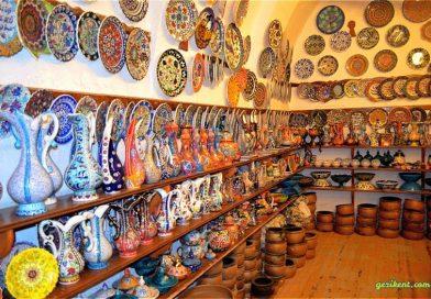 Kapadokya'nın Çömlek Atölyesi; Avanos