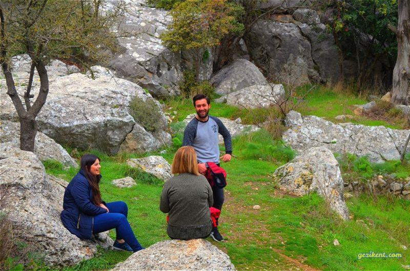 Kıbrıs Saint Hilarion Kalesi