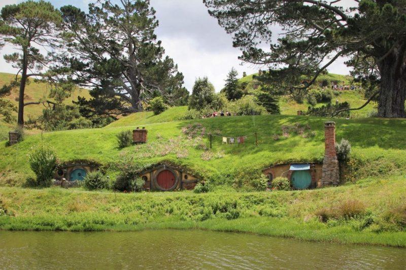 Türkiye'nin Hobbit Evleri
