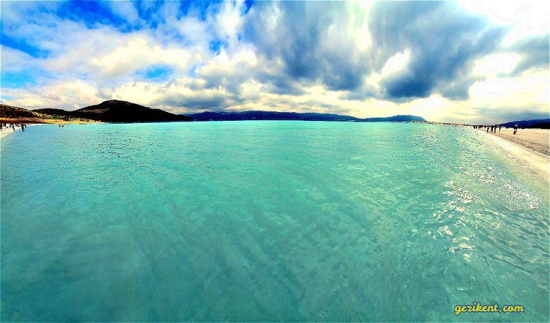 Salda gölünde neler yapılır