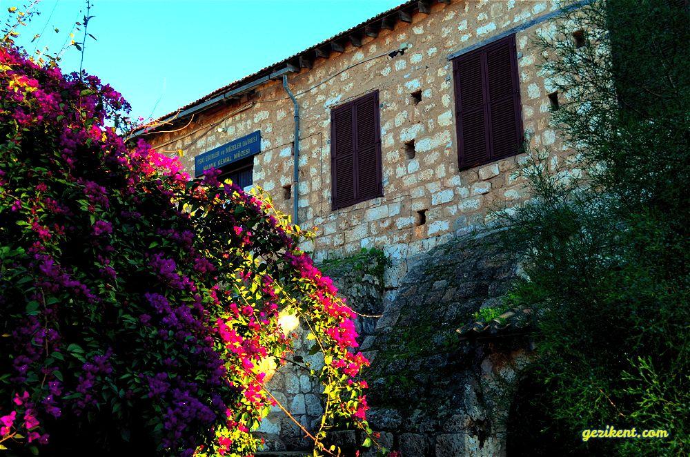 Kuzey Kıbrıs Tarihi Yerleri-Namık Kemal Zindanı ve Müzesi