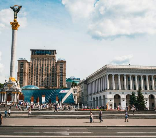 Bağımsızlık Meydanı (Nezalezhnosti)