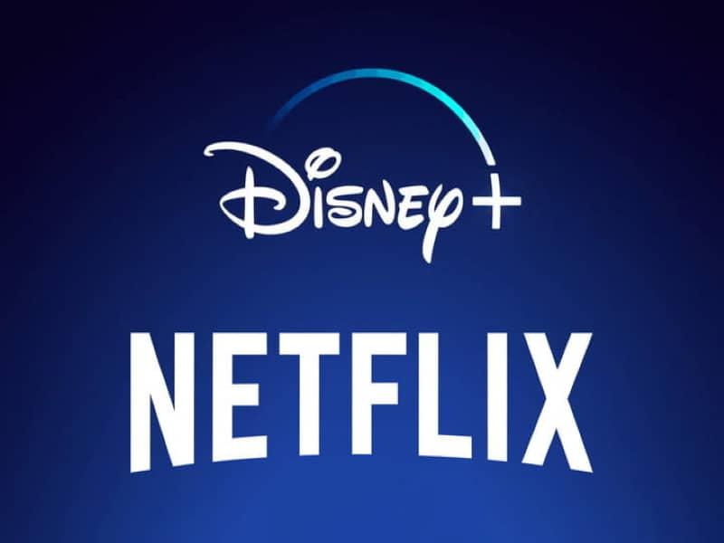 Disney Plus en Netflix op Samsung tv