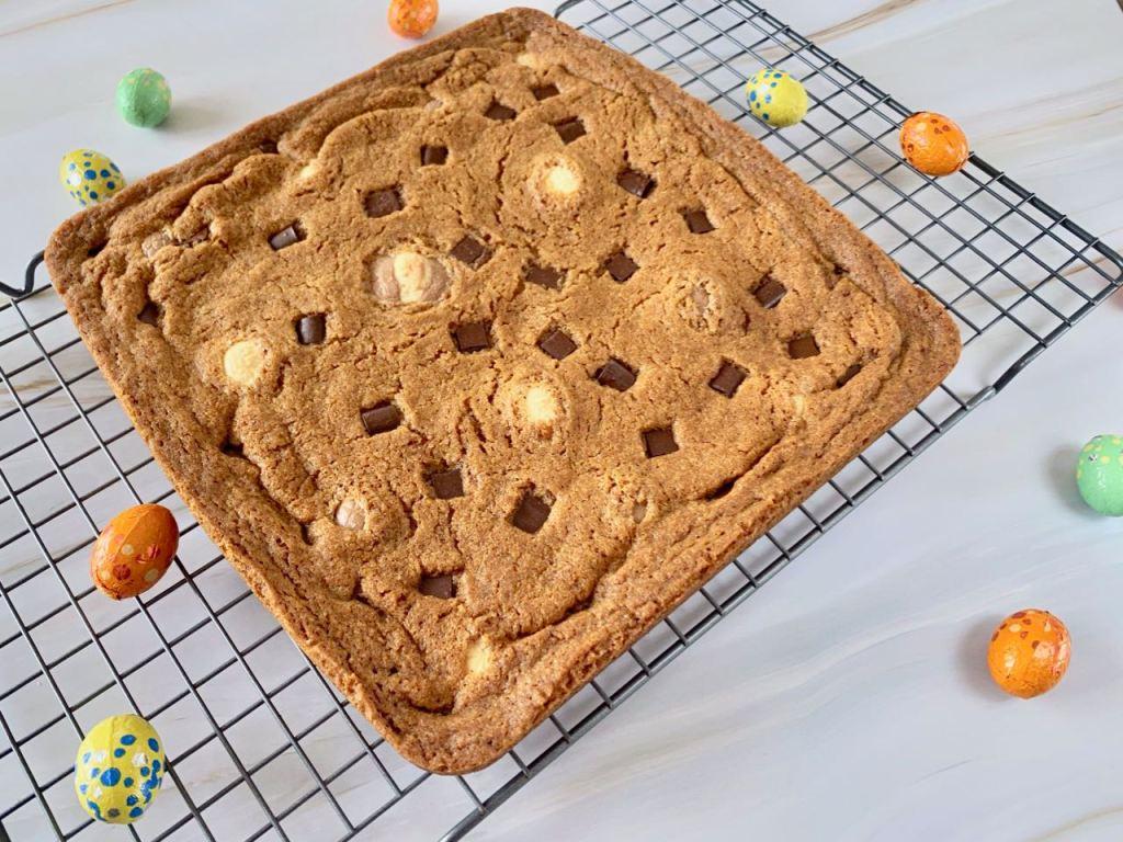 Paaseitjes cookiebar