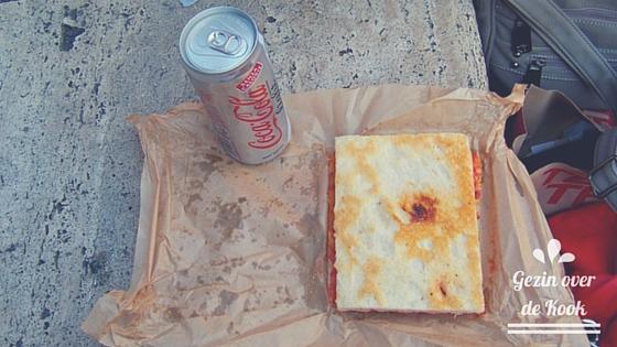 Rome Pantheon Pizza