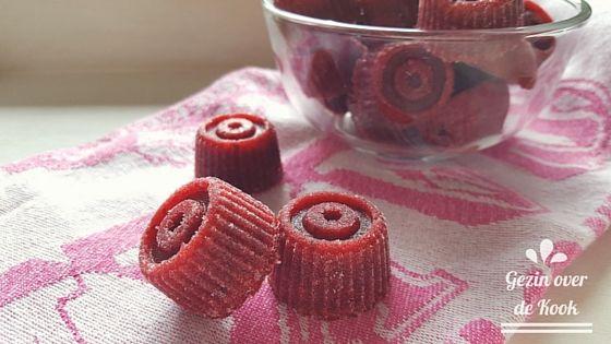 Hoe maak je gezonde snoepjes?