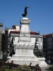 Prens Henry heykeli