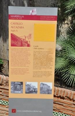 Alcazaba kalesi bilgileri