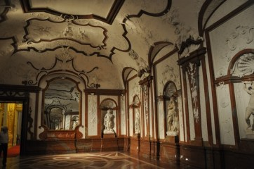 Belvedere salonları