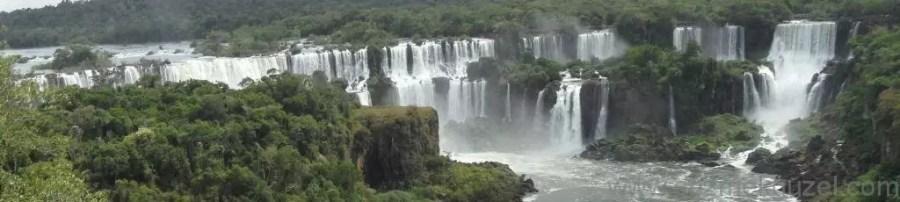 İgasu Şelalesi, Iguazu Şelaleleri, Brezilya Gezisi Notları