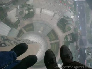Şangay Görülecek Yerler Televizyon Kulesi