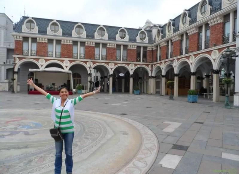 Piazza Meydanı - Batum Gezi Rehberi