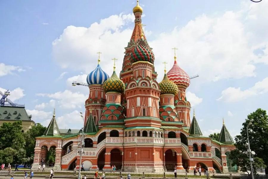 Moskova'nın en ünlüsü