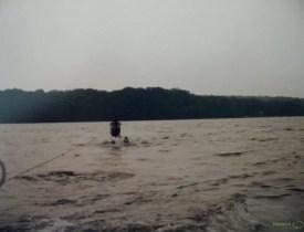 Jamestown, Gölde Su Kayağı, Buffalo