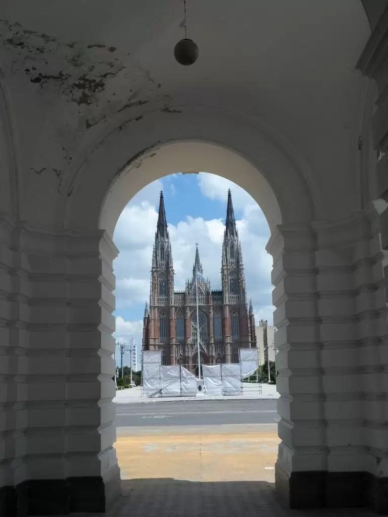 La Plata Plaza Mariano Moreno 3