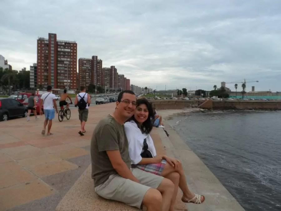 Montevideo Sahilinde