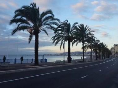 Nice Sahili, Nice Gezilecek Yerler, Cote D'Azur Gezi Notları