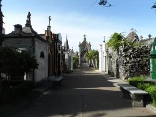 Recoletta Mezarlığında