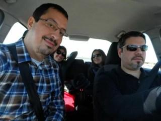 Urfa'da kiralık arabada