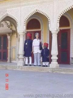 Saray Muhafızları, Jaipur, Hindistan
