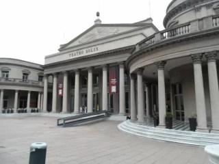 Tiyatro Solis, Montevideo