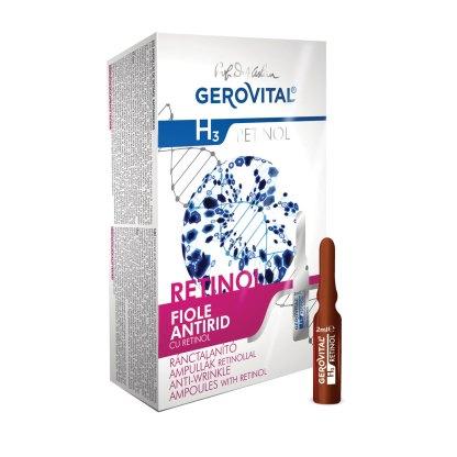 Retinol ampullen Gerovital