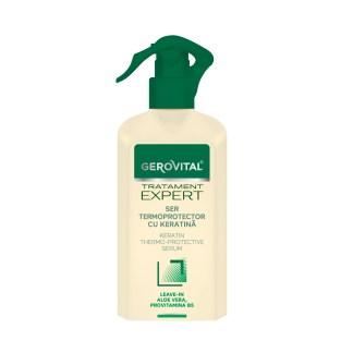 Thermo-protective serum met kERATINE gerovital