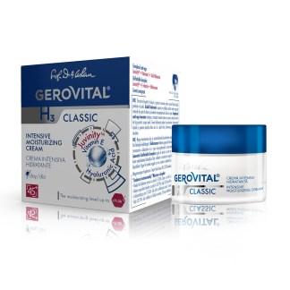 Gerovital intensive moisturizing cream classic