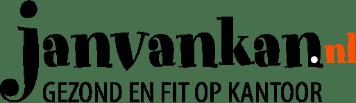 Gezond en fit op kantoor logo