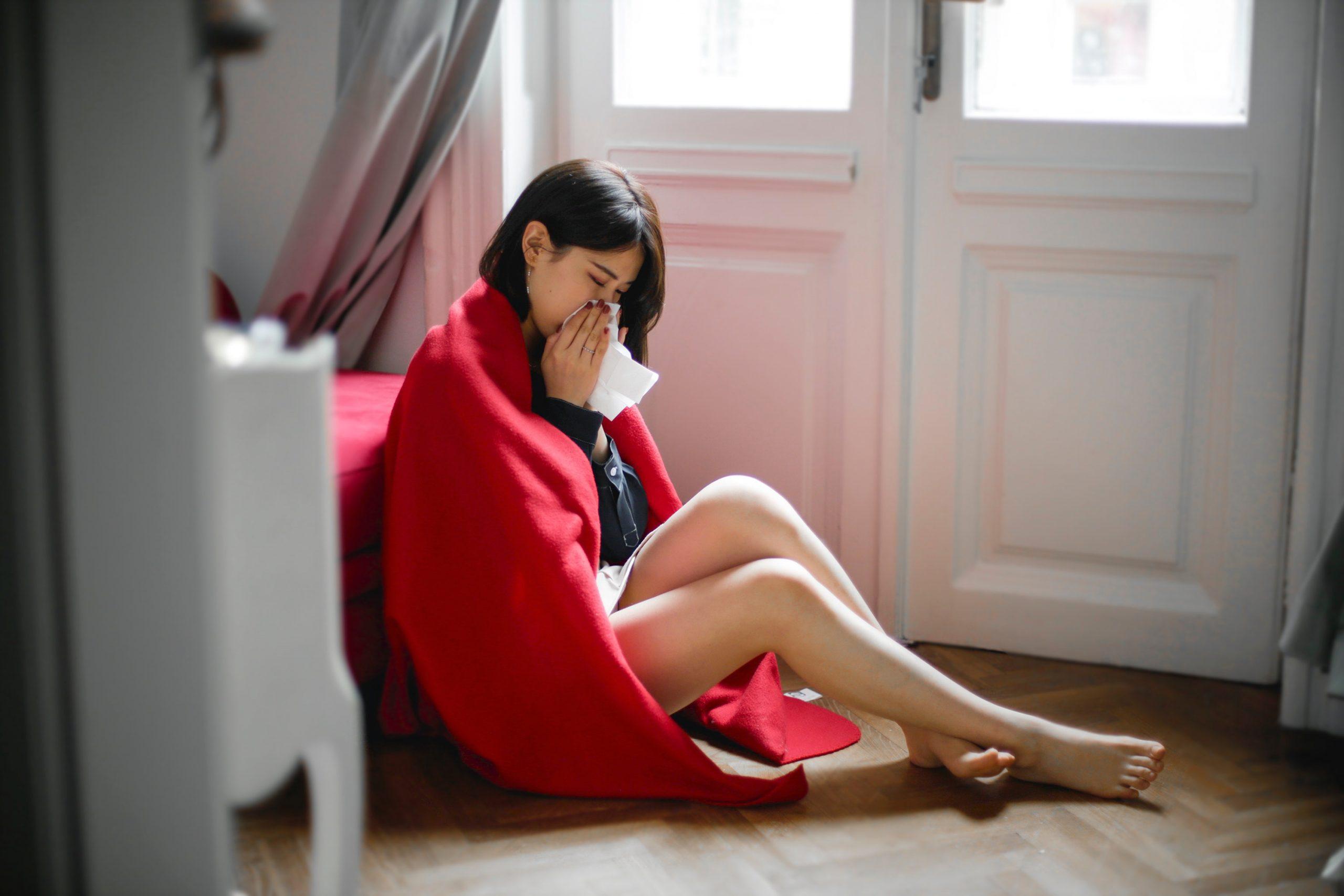 4 Tips om je immuunsysteem een boost te geven