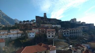 Die Burg in Kruja