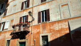 Unterwegs in Rom