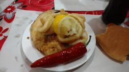Abendessen auf dem Djamaa el fna